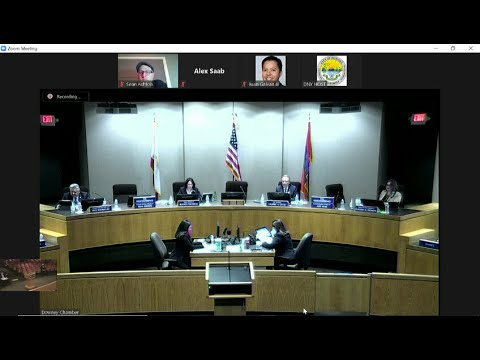 Downey City Council Mtg - 2020, October 27 - ADA Closed Captioning Is Unavailable For Tonight's Mtg