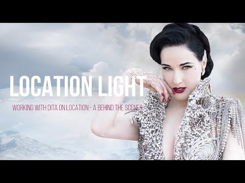 DITA VON TEESE PHOTOGRAPHY - The Art Of Seduction