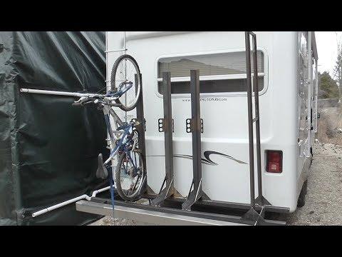 htp propulse 200 and plasma table build bike rack on 5th wheel camper