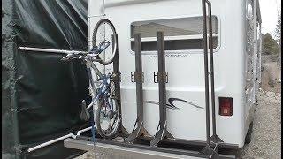 plasma table build bike rack
