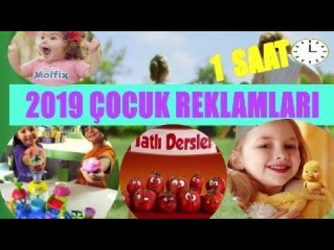 Çocukların En Çok Sevdiği Reklamlar - 2019 Çocuk Reklamları - İtirazsız Yemek Yediren reklamlar :)