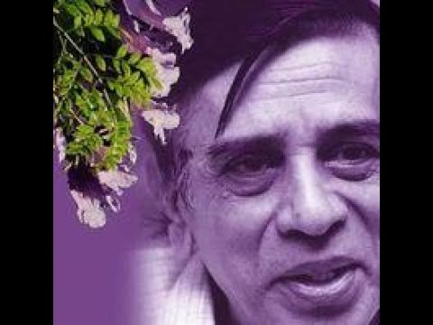 writer sujatha homage -speech by gnanasambhandan part-3 :