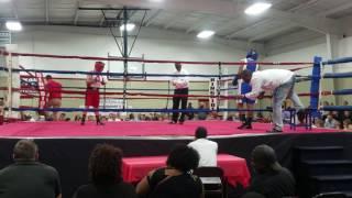 Caleb's first fight- FSM, AR 11-5-16