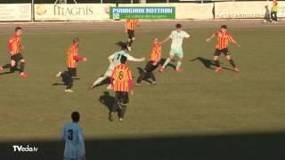 Poggibonsi-Vald.Montecatini 1-0 Serie D Girone E