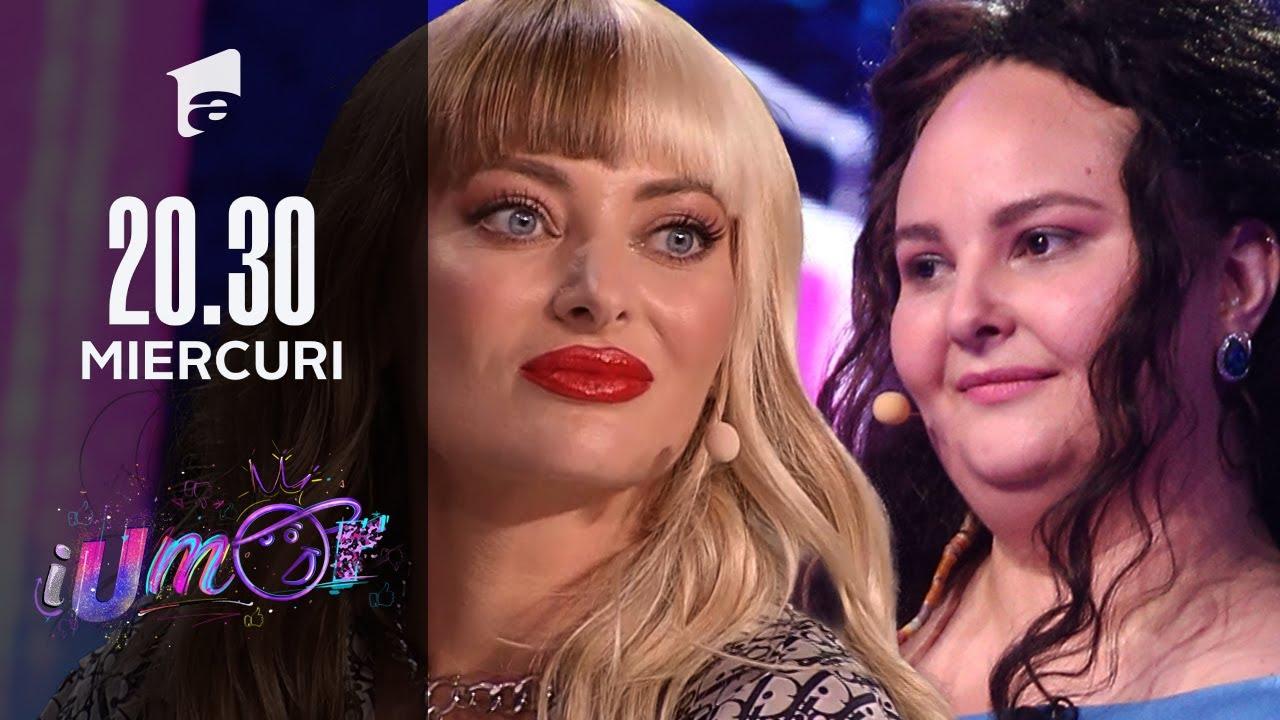 Elena Albu a venit și în semifinala iUmor cu un moment la pian: Nu mă suna în trupul gol |iUmor 2021