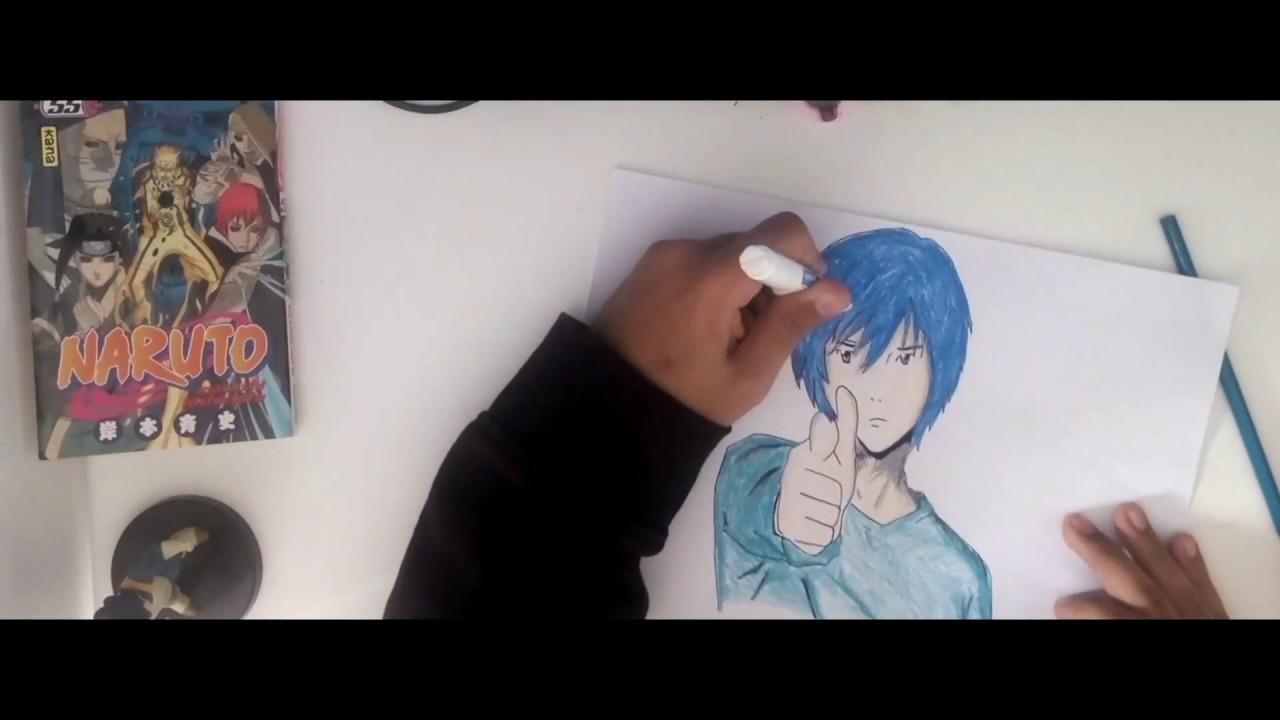 Speed Drawing Hiro ShishigamiinuYashiki