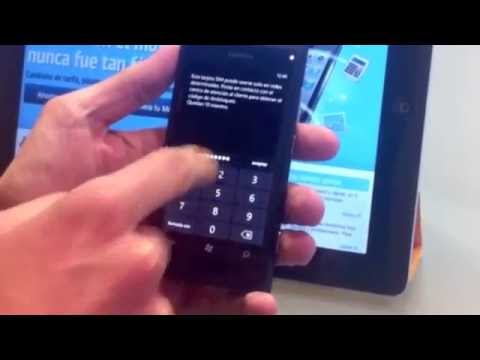 como desbloquear un celular nokia lumia 920 positive