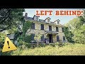 Abandoned Old House Built in 1808!