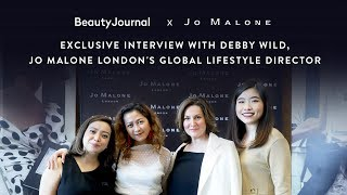 Exclusive Interview with Debbie Wild, Jo Malone London's Global Lifestyle Director