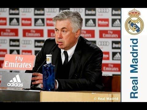 Real Madrid 2-0 Olímpic Xàtiva: Ancelotti's post-match presser