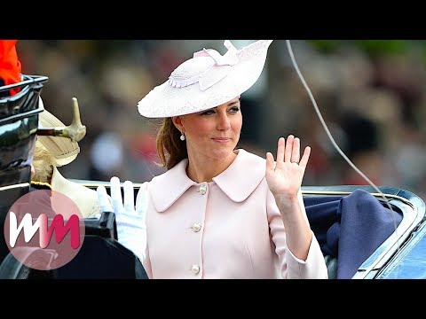 Top 10 Best Kate Middleton Style Moments