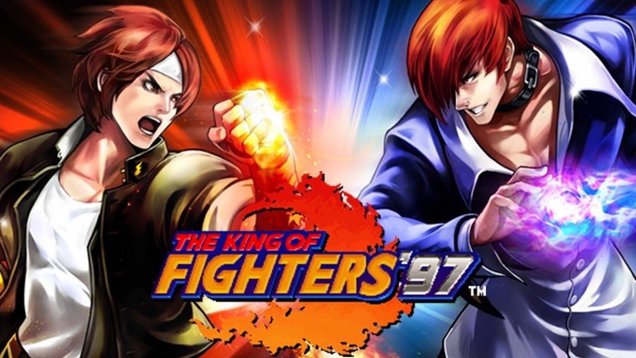 JUGANDO THE KING of FIGHTERS 97 ( Anderson774 )