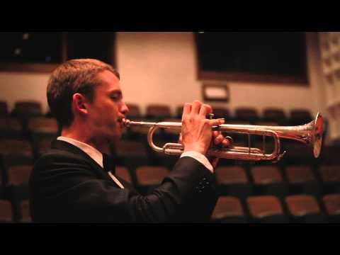 Joshua MacCluer plays Mendelssohn Concerto, arr by Rafael Méndez