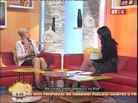 BC Montenegro: Learning English