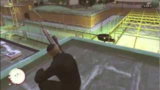 GTA4: Prison Raid Movie!!  1080HD