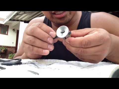 2001 Dodge Dakota Fixing A Locked Ignition Key