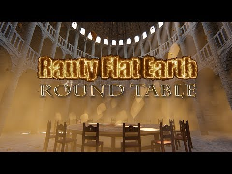 Round Table 28 'Physical Test For Curvature' Brandon Toy Flat Earth thumbnail