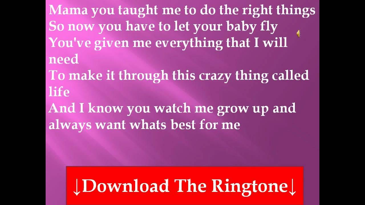 Carrie Underwood - Mama's Song Lyrics - YouTube