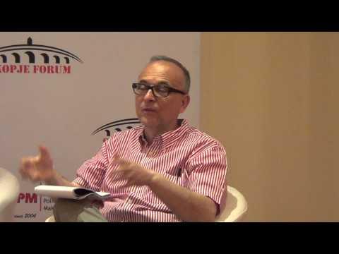 CRPM Skopje Forum 2014: Panel 1,     part 1