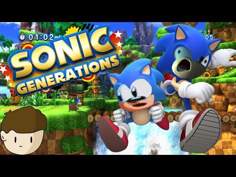 Sonic Generations is pretty shallow... (Cooper's Perspective)