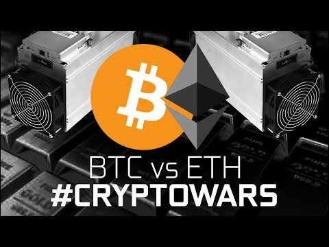 Mining 1 Ethereum With Bitcoin ASIC's, What's The Difference?