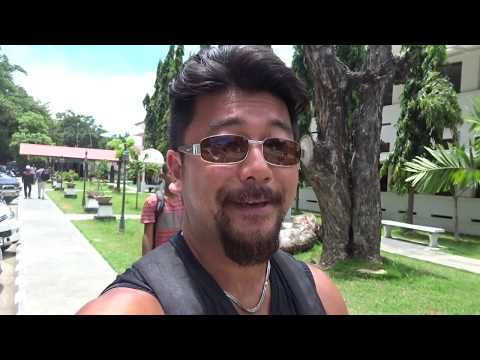 アキーラさん訪問③東ティモール・ディリ・東ティモール国立大学!Timor national university in Dili in East Timor