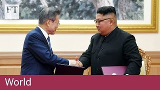 Kim Jong Un agrees to 'permanently' close missile sites