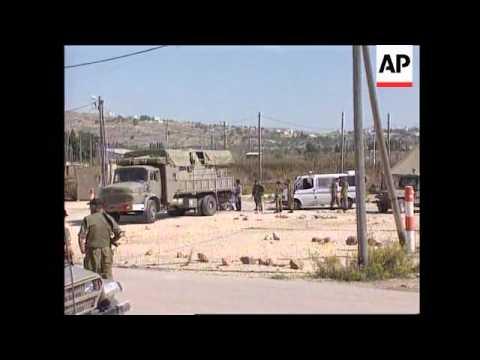 Israel - Palestinian Prisoners Released