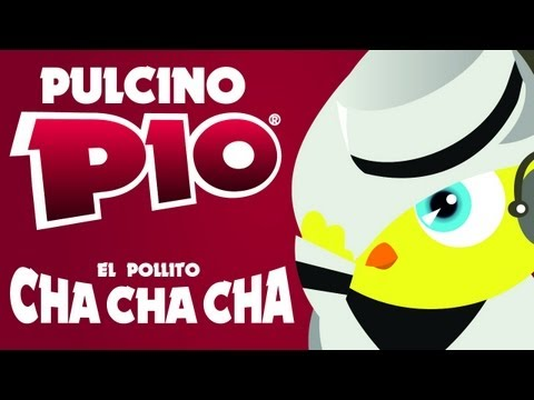 PULCINO PIO - El pollito cha cha cha (Official video karaoke)