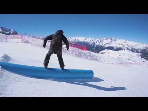 Snowfeet - The Ultimate Evolution Of Skis Is Here!