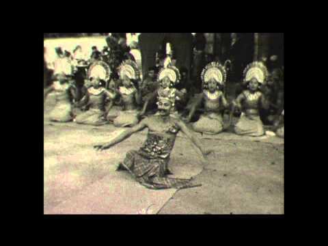 Balinese dancers 1924, P. Toussieng