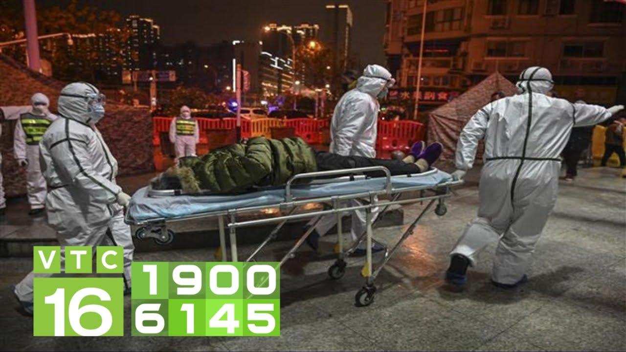 Dịch bệnh Corona: 213 người chết, hơn 50 triệu người mắc kẹt   VTC16