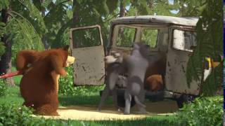 Маша и медведь: секса не было?!