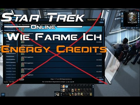 Star Trek Online Tutorial 01# Wie Farme Ich Energy Credits