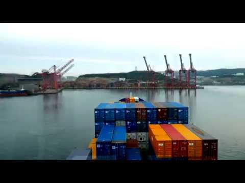 3 ports in 3 days at Marmara Sea - Turkey