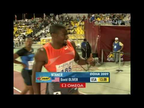 Oliver gets US win in 110m hurdles from Universal Sports