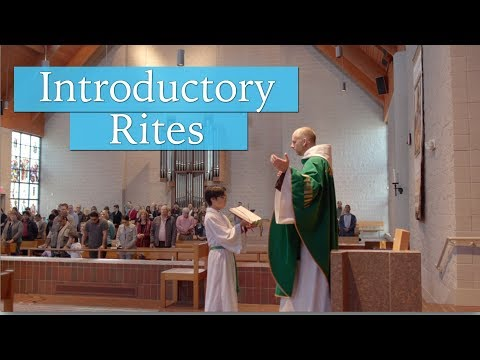 The Introductory Rites | Understanding the Mass