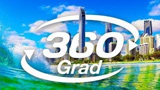 Bereise die Welt ohne dein Zuhause zu verlassen   360-Grad-Ansicht