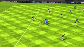 FIFA 14 iPhone/iPad - Al-Hilal vs. Al-Raed