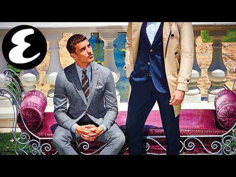 SuitSupply Spring / Summer 2018 at CityWalk   Esquire Explores