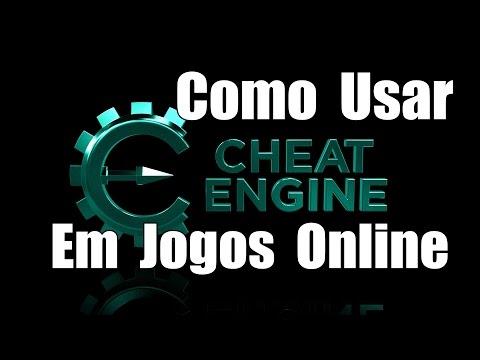 Como usar o cheat engine em jogos online