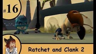 ratchet and clank 2 part 16 proto pet