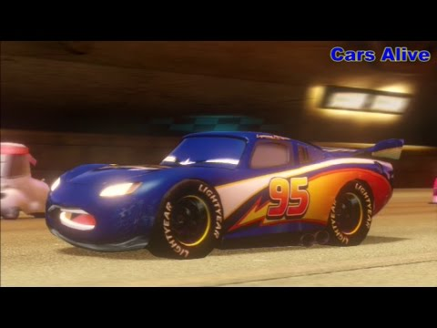 Cars Game Play Lightyear Lightning Mcqueen Race In Japan