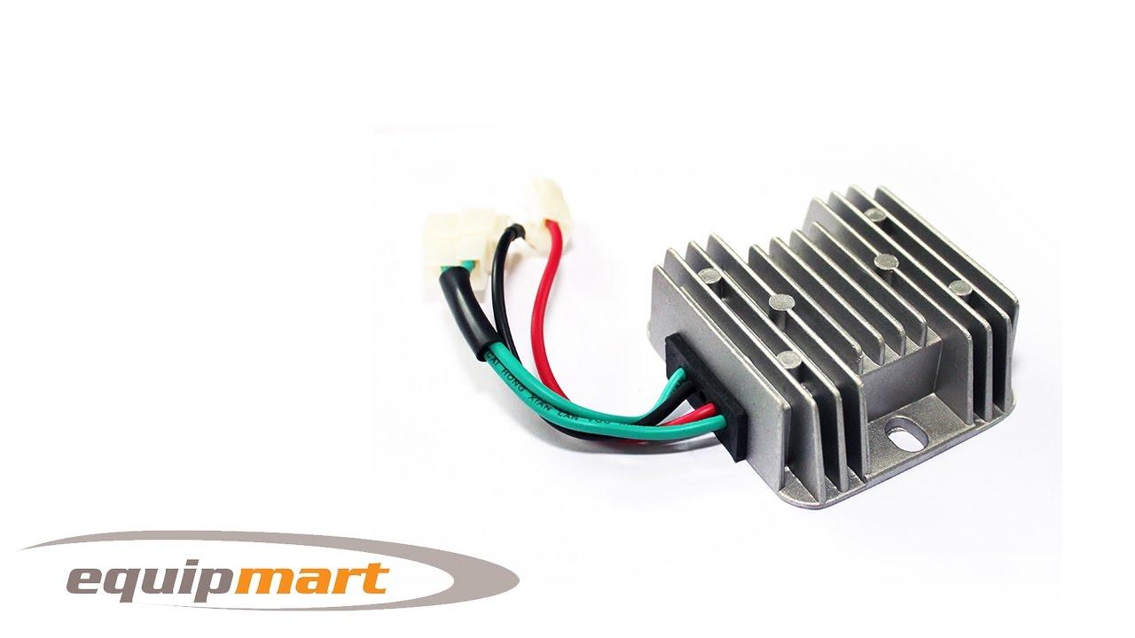 3 amp regulator 3 wire type regulator trickle charger [ 1280 x 720 Pixel ]