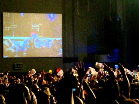 Tonight - NKOTB - São Paulo - Brasil - 17/06/2012