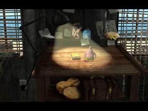 Губка Боб Квадратные Штаны  Прохождение - Глава 7