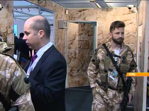 Спецрепортаж: Украина на форуме оружия в ОАЭ
