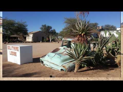 Reise durch Namibia im Januar 2017