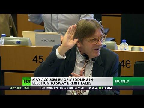 Guy Verhofstadt: It