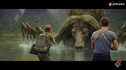 Giant Buffalo Scene / Sker Buffalo | Kong Skull Island (2017) | Movie Clip 4K